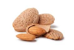 Almonds Royalty Free Stock Photo