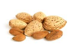 Almonds Royalty Free Stock Photos