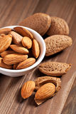 Almonds Stock Photos
