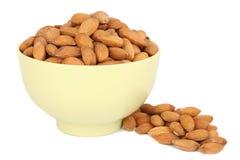 Almonds Stock Photography