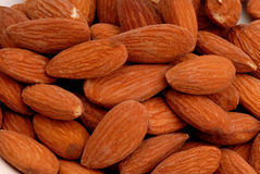 Almonds 3 Stock Image