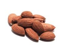Free Almonds Royalty Free Stock Photo - 37502255