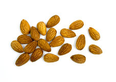 Almonds1 Fotografia de Stock Royalty Free