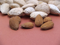 Almonds. 