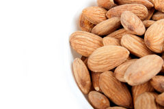 Almonds 8 Stock Images