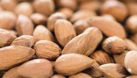 Almonds Background Image Royalty Free Stock Images