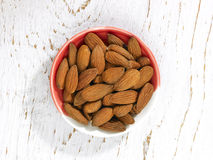 Almonds Stock Photography