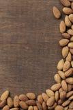 Almonds Stock Image