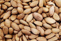 Almonds Royalty Free Stock Photos