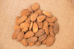Almonds Stock Images