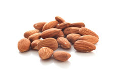 Almonds Royalty Free Stock Images