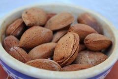 Almonds photo Stock Photography