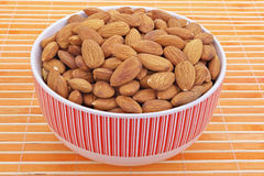 Almonds Stock Photo