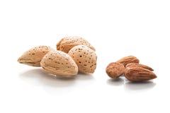 Almonds (Prunus dulcis) Stock Photo