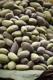 Almonds at Spice market Stock Images