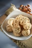 Almont Cookies Royalty Free Stock Image