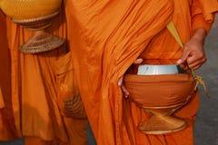 Almosenschüssel des Mönchs s Lizenzfreie Stockbilder
