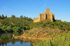 Almourol stock photography