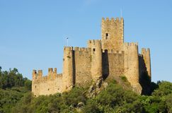 Almourol Royalty Free Stock Photography