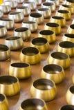 Alms bowl Stock Photos