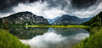 Almsee panorama Stock Images