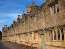 The Almshouses Stock Photos