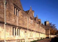 Almshouses, Chipping Campden, UK. Stock Images