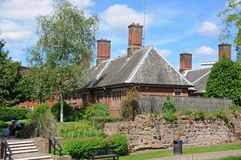 Almshouses, Coventry. Stock Photography