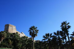 almu grodowy ecar Granada Spain Zdjęcia Royalty Free