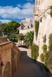Palma de Majorca, architecture Stock Photography