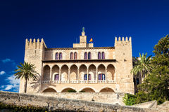Almudaina Palace Royalty Free Stock Image