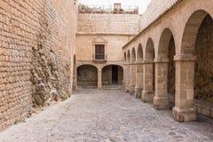 Almudaina Palace in Ibiza Town Stock Photography