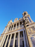 Almudena Cathedral in Madrid Royalty Free Stock Images
