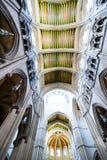 Almudena del soffitto Fotografia Stock