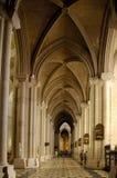 almudena galeria katedralna Madryt Fotografia Stock