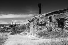Almudevar (l'Aragona, Spagna): bodegas Immagini Stock Libere da Diritti