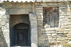 Almudevar (l'Aragona, Spagna): bodegas Immagini Stock