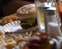 Almuerzo Foto de archivo libre de regalías
