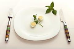 Almuerzo para la dieta Imagenes de archivo