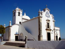 Almuncil church, Portugal Royalty Free Stock Photography