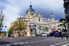 Almuneda, Madrid, Spain stock image