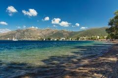 Almyropotamos Evia Grecia Fotografia Stock