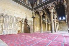 AlNasir穆罕默德,开罗城堡清真寺  免版税库存图片
