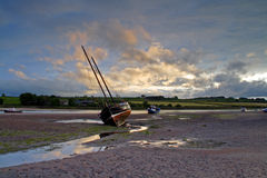 Alnmouth photo stock