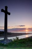 Alnmouth Estuary Stock Images