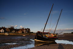 Alnmouth Esturary Stock Photography