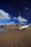 Alnmouth village Royalty Free Stock Photography