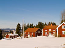 alnogatasundsvall Arkivbild