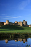 Alnwick Castle Royalty Free Stock Photo