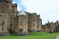 Alnwick Castle Stock Images